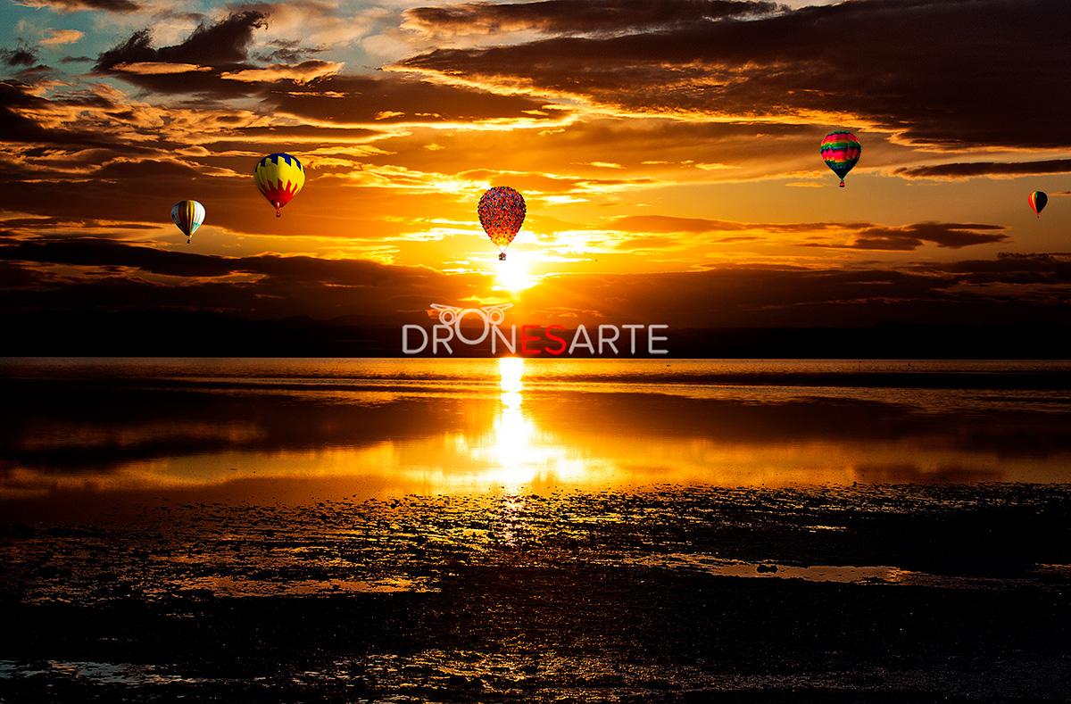 Time-Lapse-Dronesarte