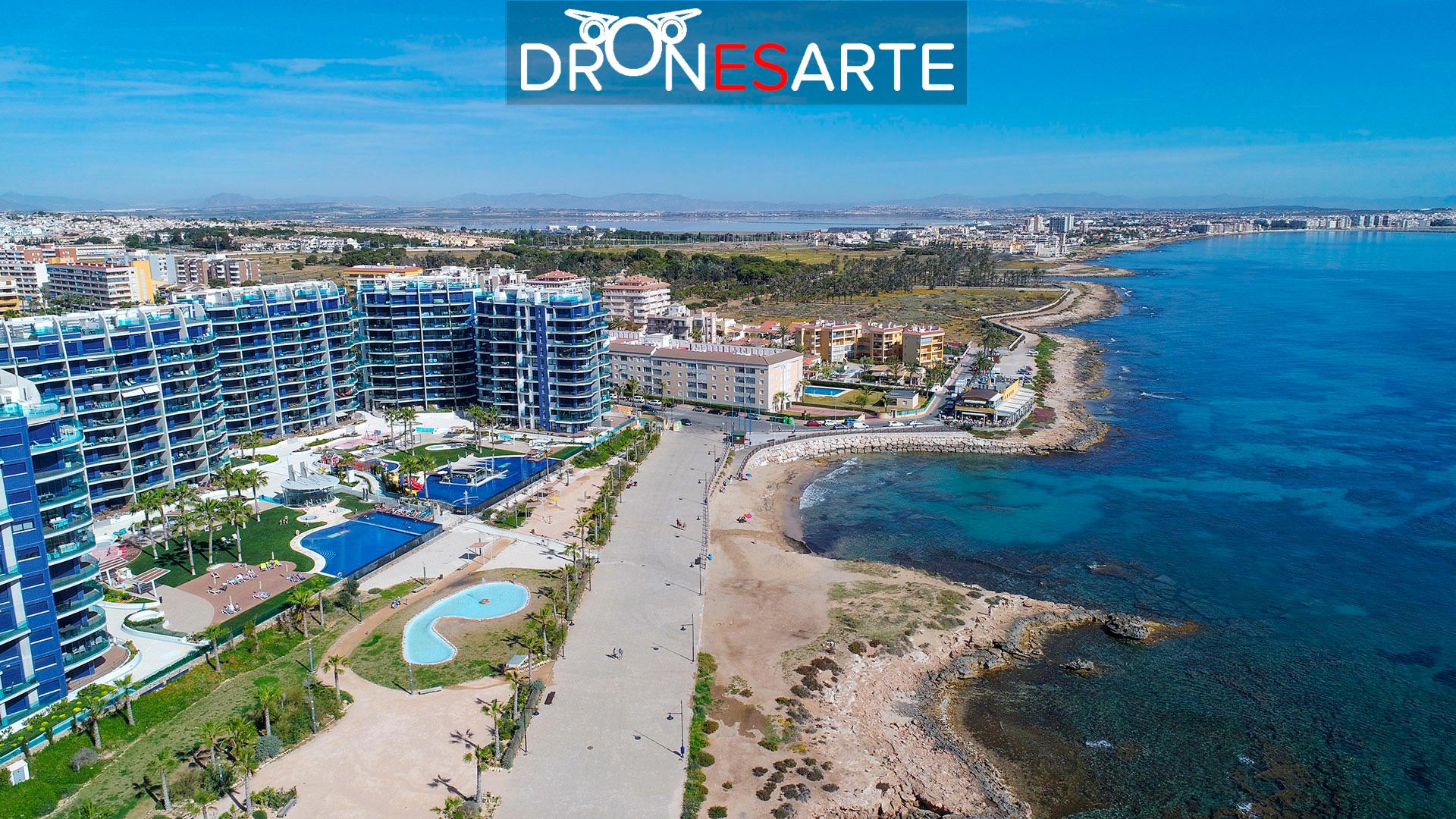 Productora audiovisual Alicante-Fotografía y vídeo con drones